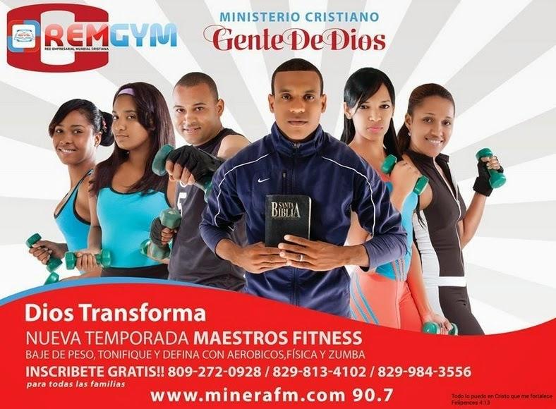 REM GYM GENTE DE DIOS...