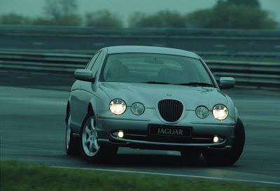 Jaguar S Type is a competent handler