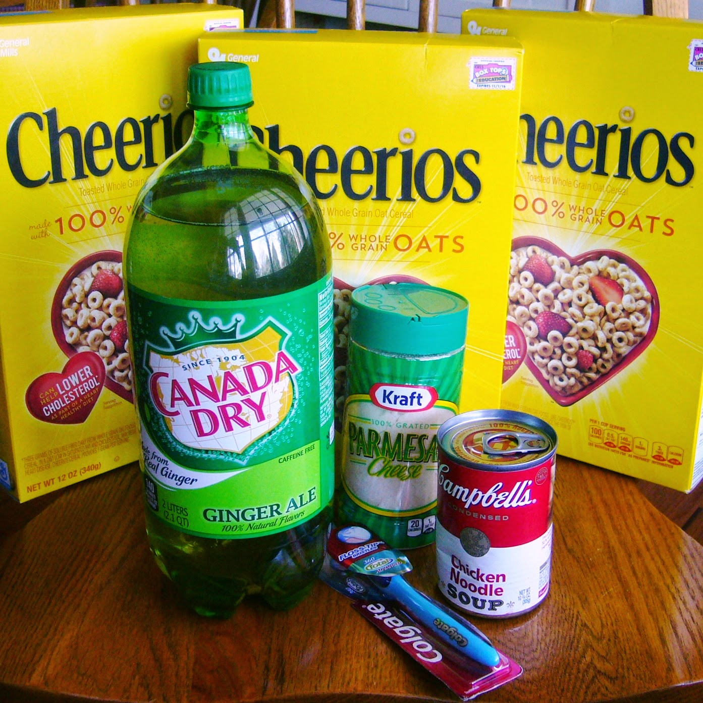 Free Groceries from CVS deal shopping