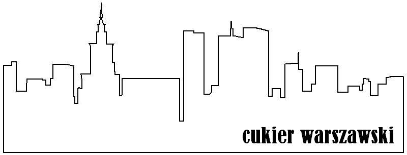 cukier warszawski