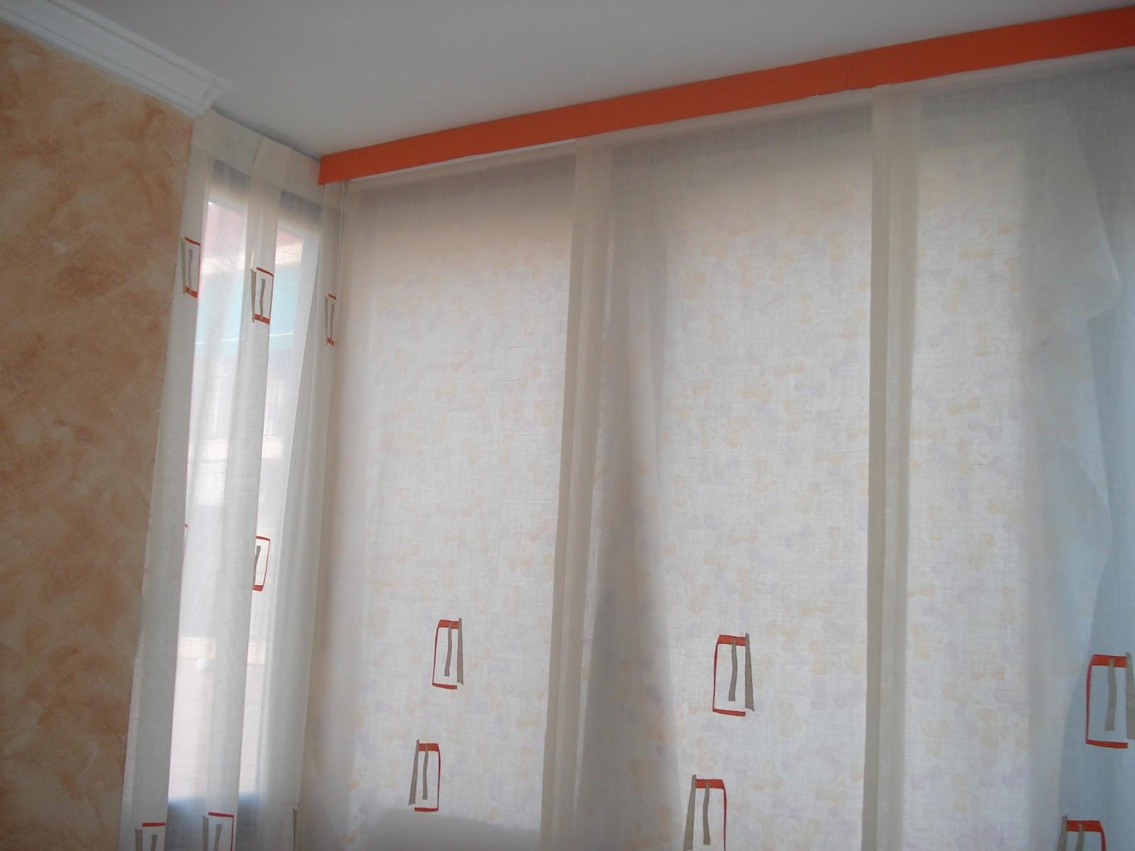 Entre el dedal y el pedal cortinas - Cortinas para miradores ...