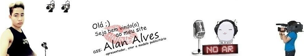 Apresentador Alan Alves