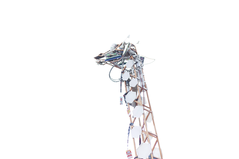 mechanical giraffe