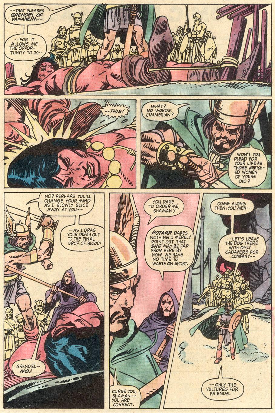 Conan the Barbarian (1970) Issue #127 #139 - English 12