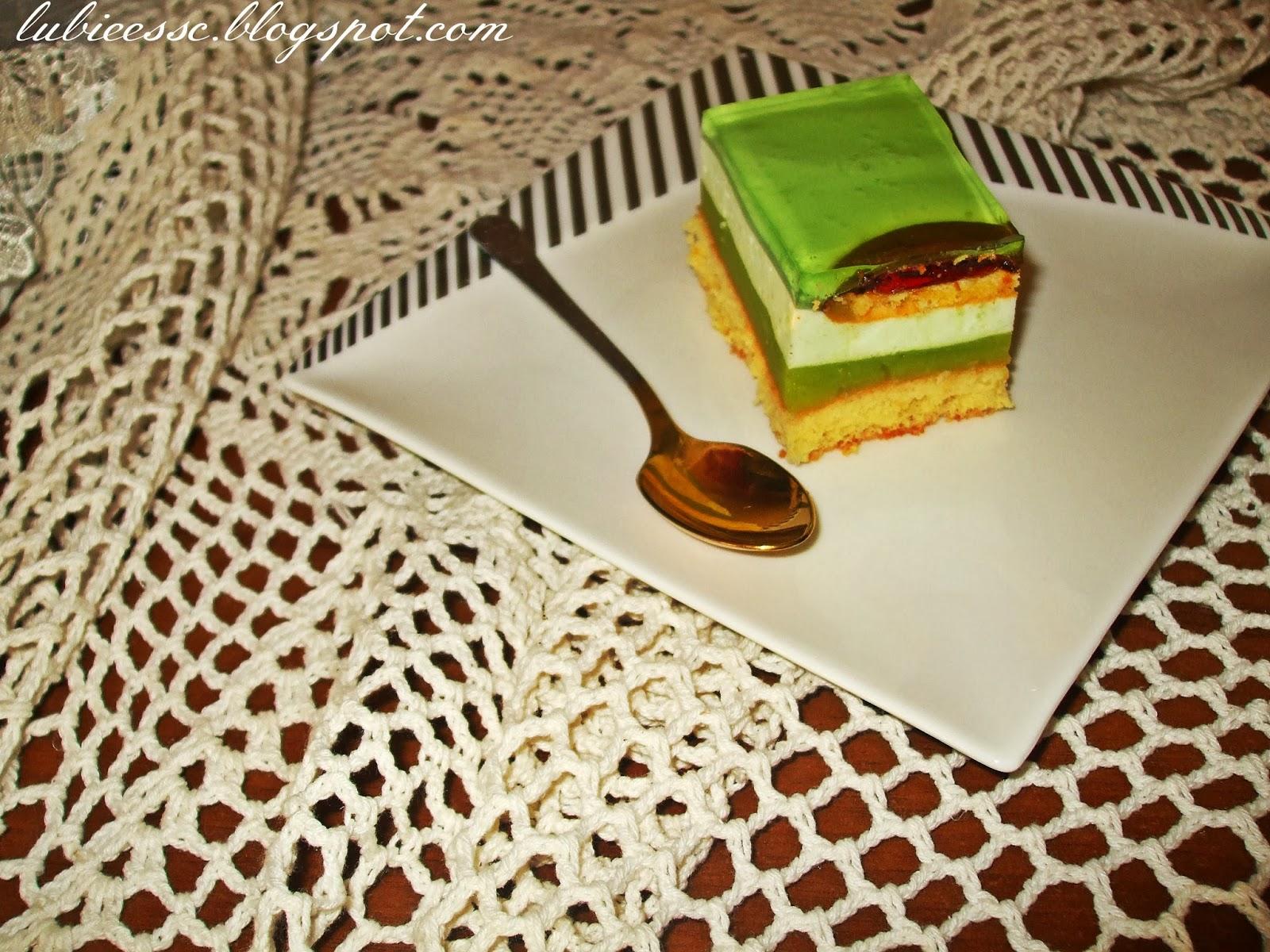 przepis na ciasto shrek