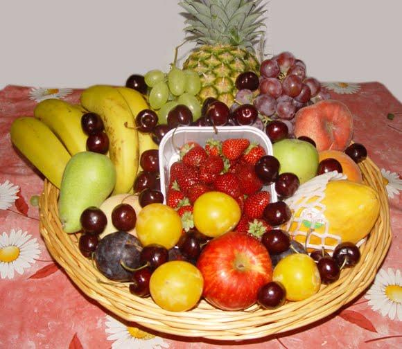 Frutas y verduras ricas en vitaminas y proteinas - Semillas de frutas y verduras ...