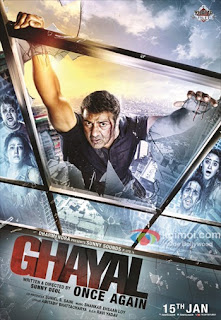 Ghayal Once Again 2016 Hindi HQ DVDScr 1.45GB
