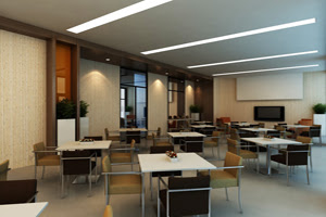 Function Room at Kroma Tower Makati