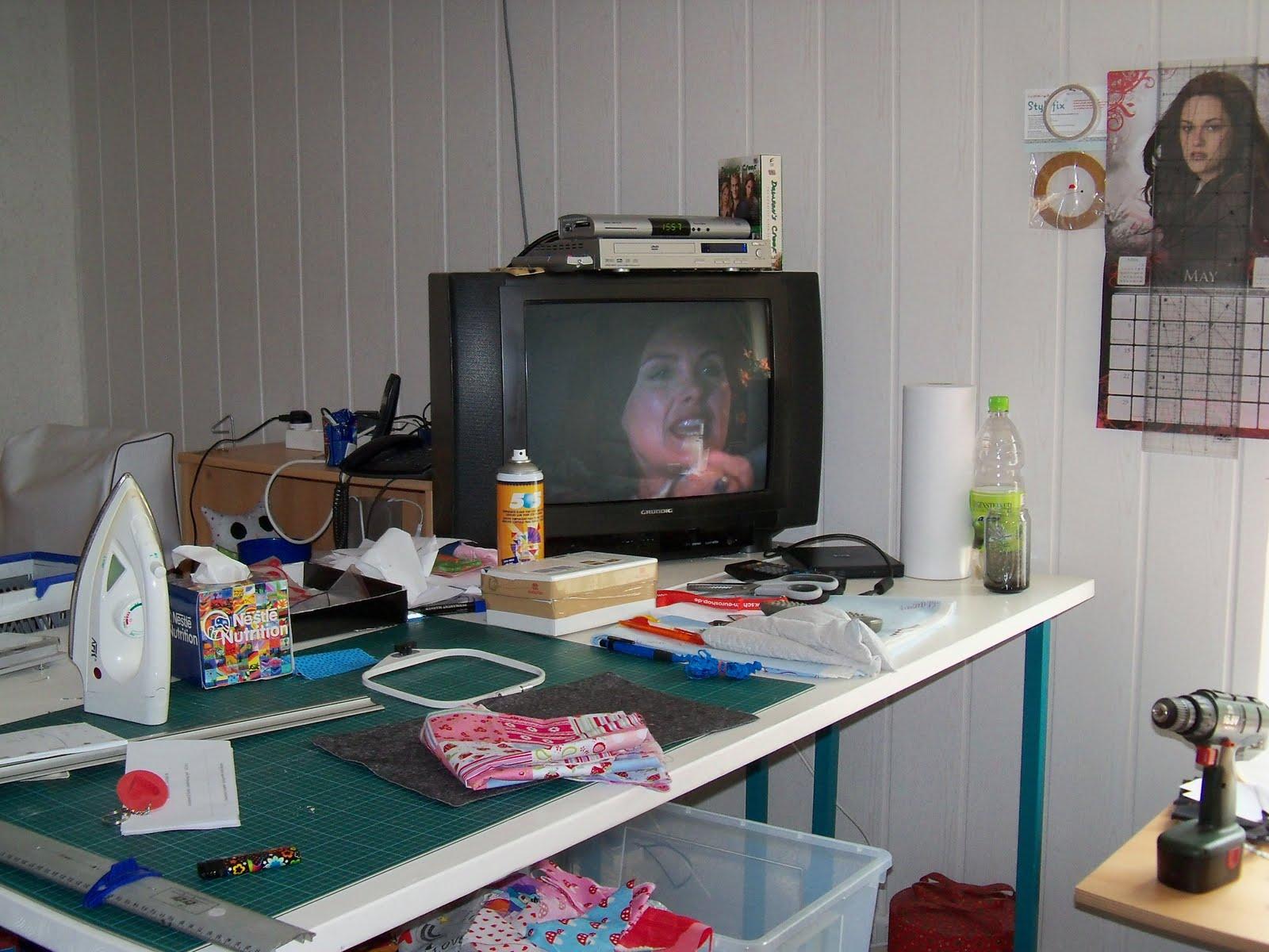 Wickelkommode Mit Wanne Ikea ~   normale) Wenn ich am zuschneiden bin, ist er natürlich fast leer