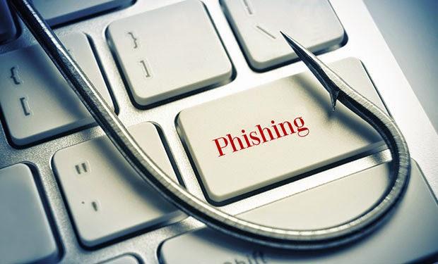 phishing curi duit di internet