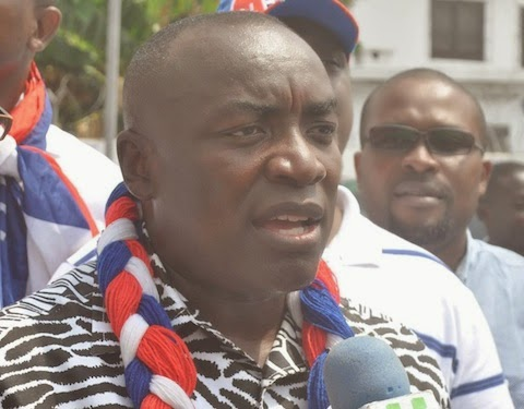 Agyapong returns to NPP; Afoko, Crabbe still in the cooler