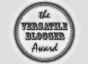 The Versatile Blogger Award : ricevuto blog Elena Filo e Fantasia