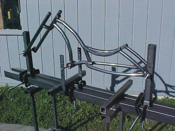 Utility Cycling Technology: Building cargo bikes from recycled bikes.