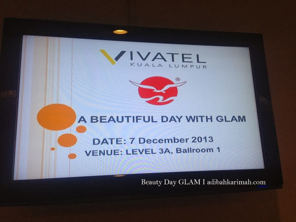 A Beautiful Day with GLAM at Vivatel Hotel KL
