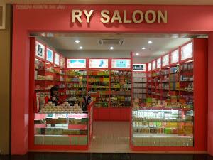 Indah berada di RY Saloon, kecantikan adalah ANDA, Pengguna Bijak Malaysia NuPrep100 USpatent
