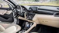2016 New BMW Generation X1 xDrive28i dashboard view