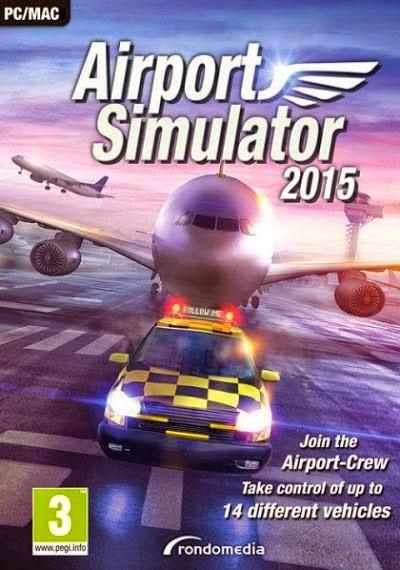 Airport Simulator Terbaru 2015-PLAZA