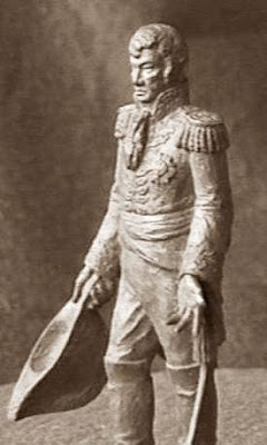 Cuarto juego de ajedrez, mariscal Dupont, alfil negro