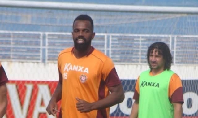 Tadeu e Clébson estão confirmados na equipe comandada por Nedo Xavier (Boa Esporte/Divulgação)