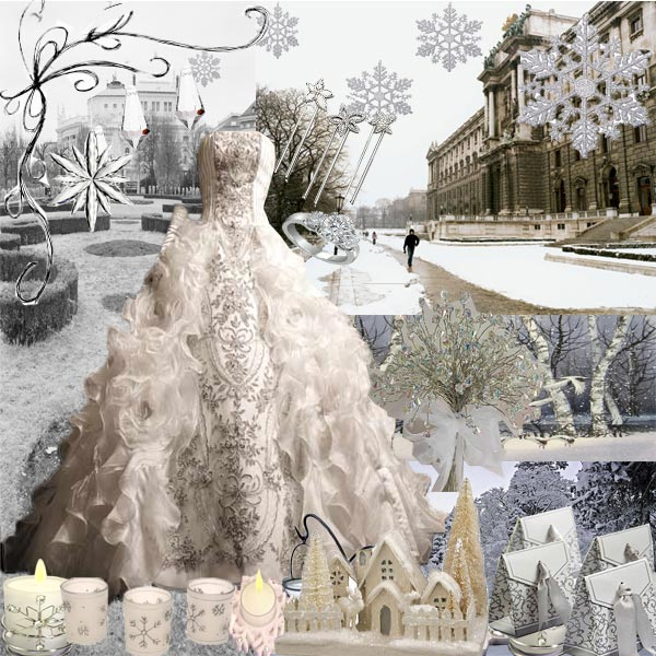 Winter Wedding Decorations