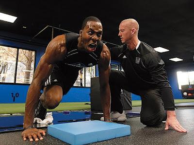 Howard Basketball Workout Motivation