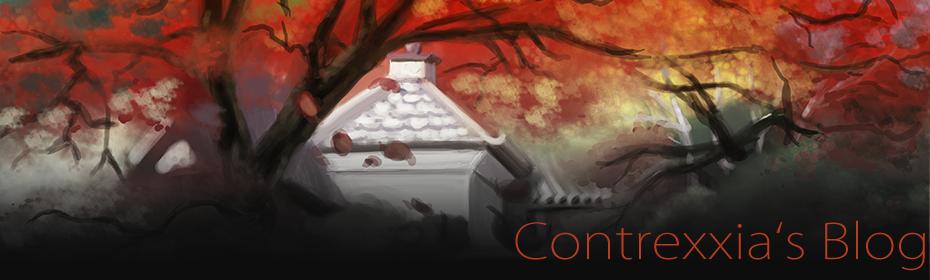 Contrexxia's Blog