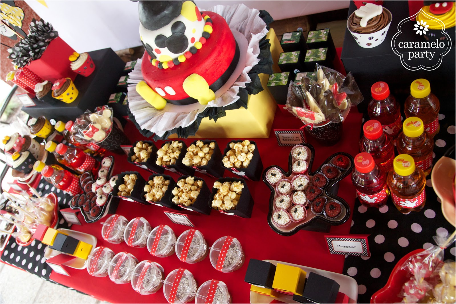 Mickey Mouse Decoraciones Para Fiestas ~ Download image Fiesta De Minnie Y Mickey Mouse PC, Android, iPhone and