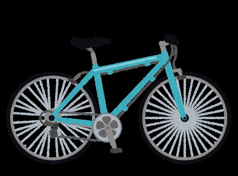 クロスバイクに合うおしゃれアイテム・おしゃれカスタム術