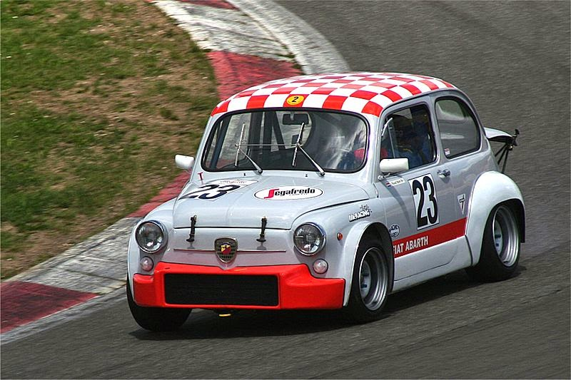 Motoring-Malaysia: Sunday Car : Abarth 850 TC and the even ...
