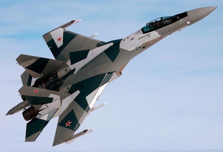 Sukhoi 35 Pilihan Utama  TNI AU Gantikan F-5 Tiger