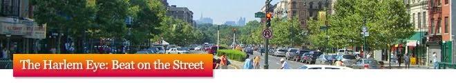 Harlem Eye: Nat's Beat On the Street