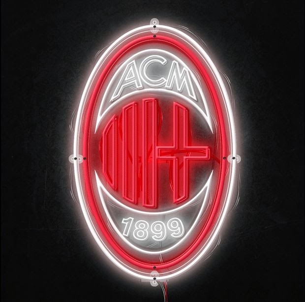 gifs com os escudos de alguns clubes do futebol europeu