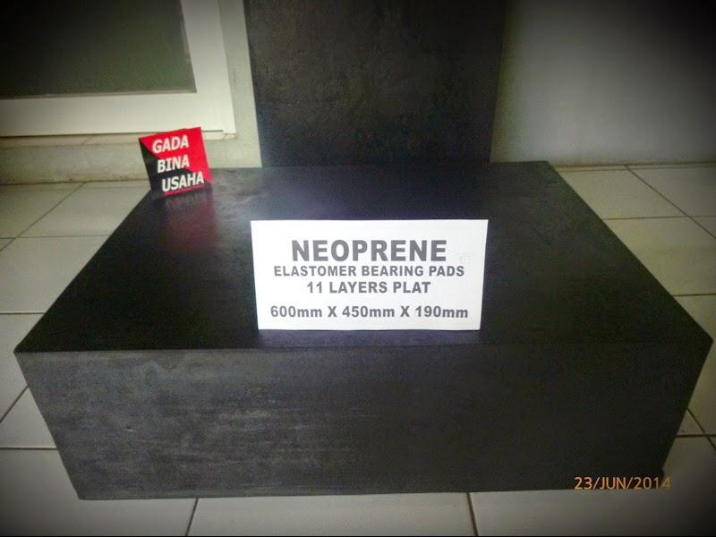Neoprene Bearing Pads