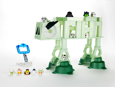 Star Wars Angry Birds Hasbro Toys