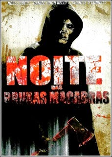 Noite Das Bruxas Macabra