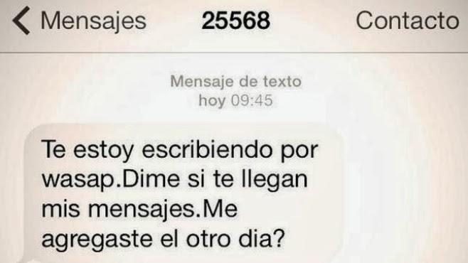 """""""Dime si te llegan mis mensajes"""", un nuevo fraude por WhatsApp"""