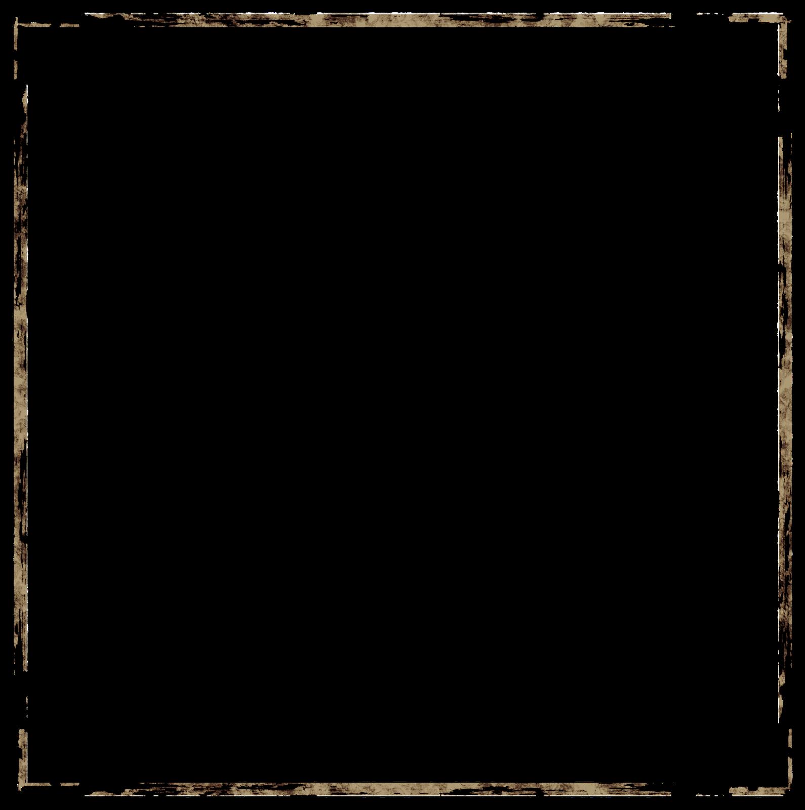 Grunge Border Png - Image Mag