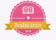 bralni izziv 2016