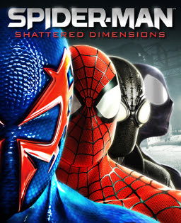 Spiderman Shattered Dimensions pc