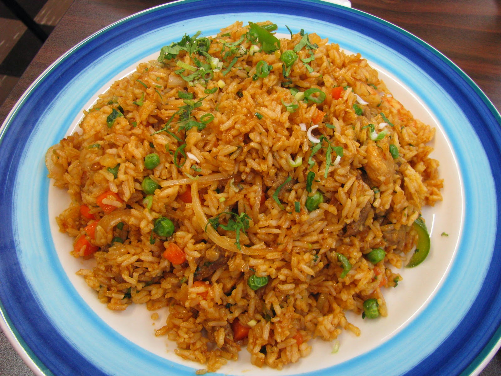 how to make Fried Rice In Nigeria