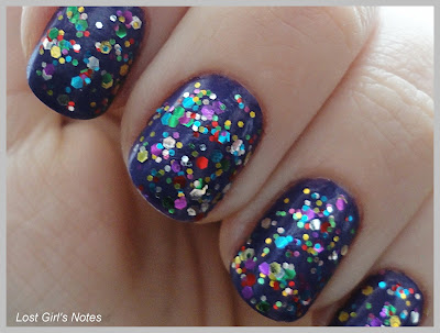 technic carnival swatches and review