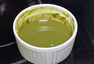(Sữa Chua Trà Xanh) - Green Tea Yogurt