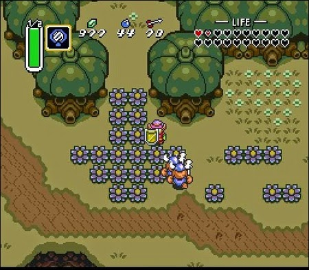 The Legend of Zelda: A Link to the Past descargar gratis