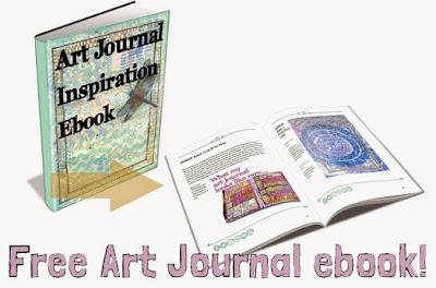 art journal ideas | art journal pages | get art journal inspiration → https://schulmanart.leadpages.net/freeartjournalclass/
