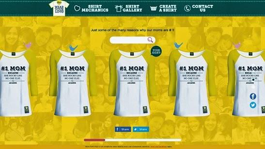 #1MOM Shirts