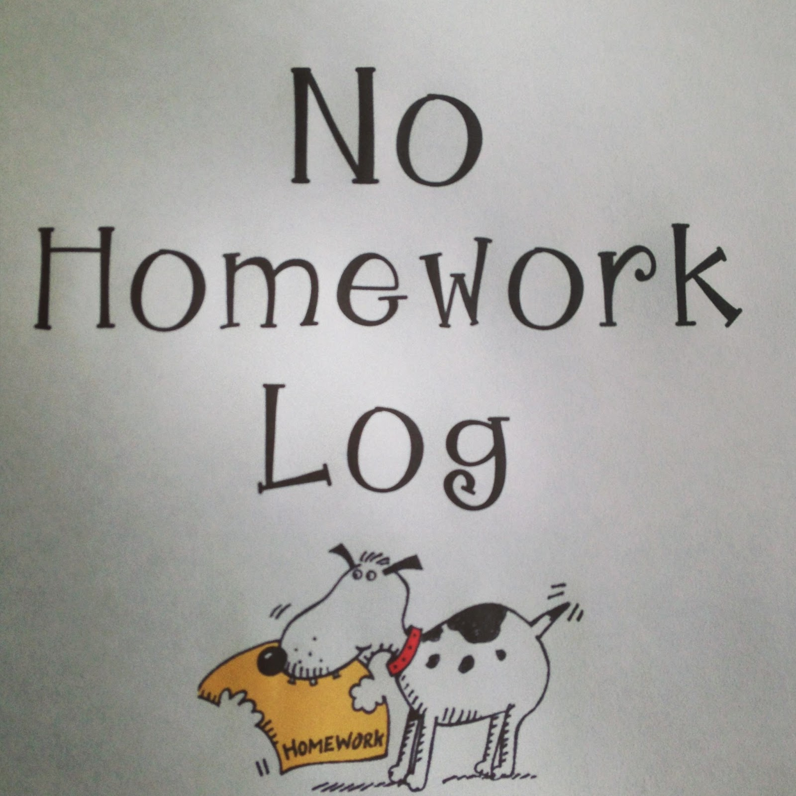 no homework policy essay