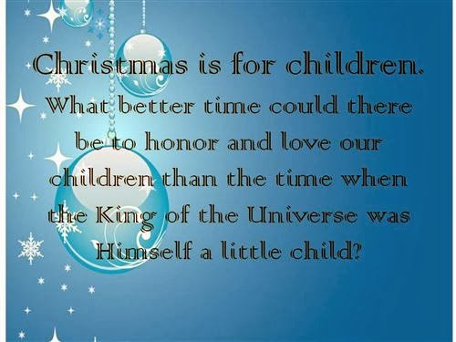 Best Christmas Quotes For Children 2013