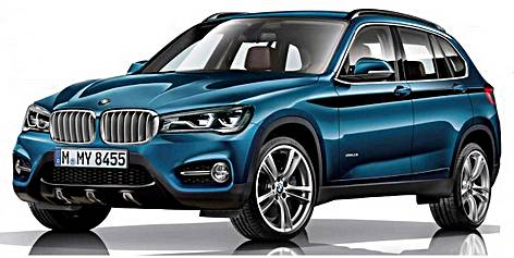 2016 bmw x1 release date