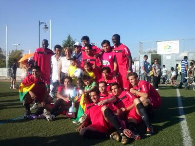 CLUB  FRATERNIDAD  CAMPEÓN  DE  LIGA  2012 / 2013