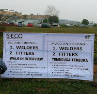 Walking Interview Eco Engineering  and Fabrication